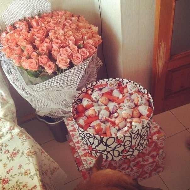 Подарок для девушки своими руками на день рождения